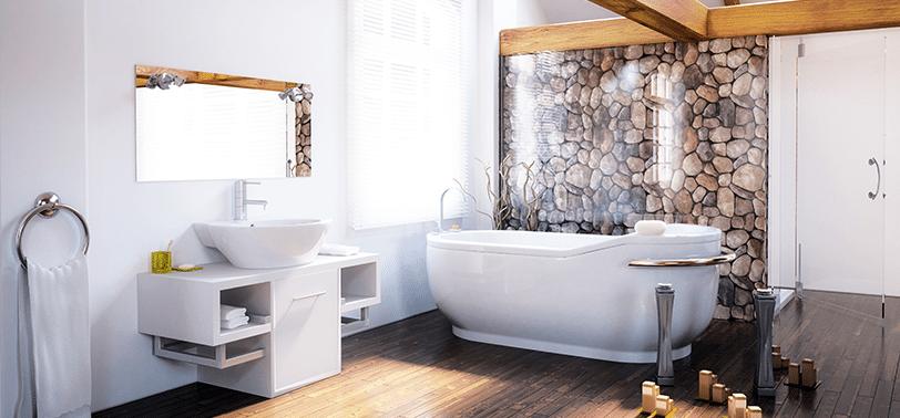 Renovatiepremie badkamer: tot 30% van de totale kostprijs