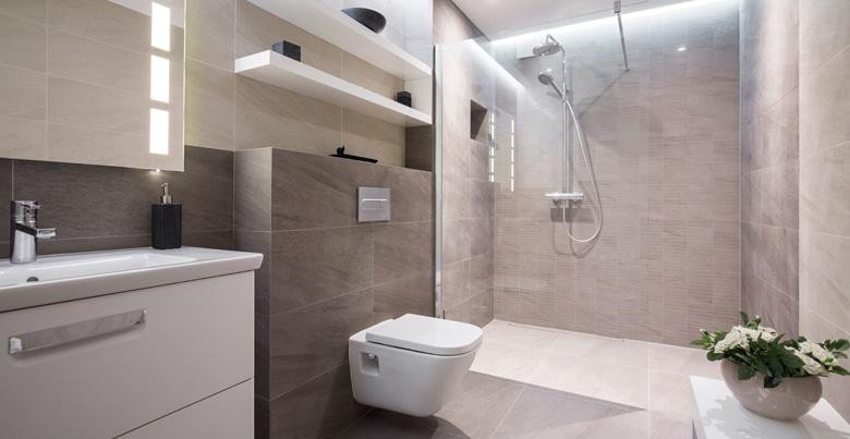 Hoe badkamervloer aanleggen?
