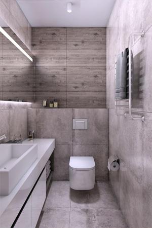 Hoe kleine badkamer inrichten?