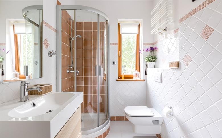 Inspiratie voor kleine badkamers
