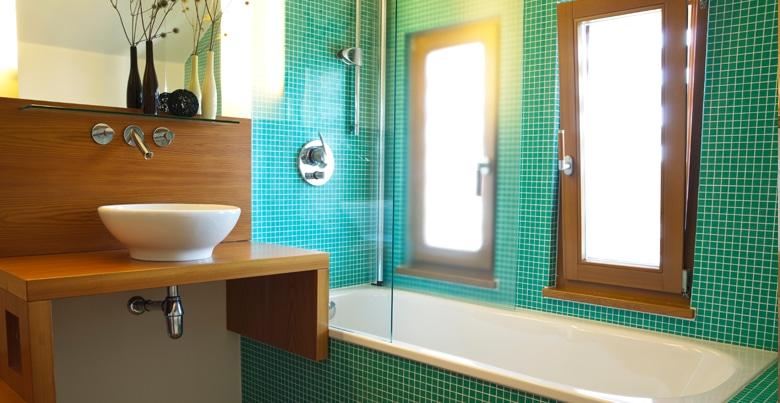 Hoe een landelijke badkamer indelen?