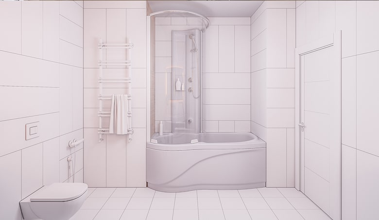Ontwerp je badkamer in 3D