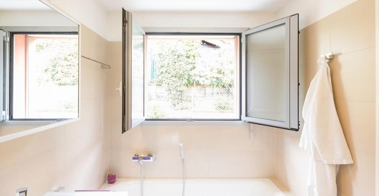 Wat is een efficiënte badkamerverluchting?