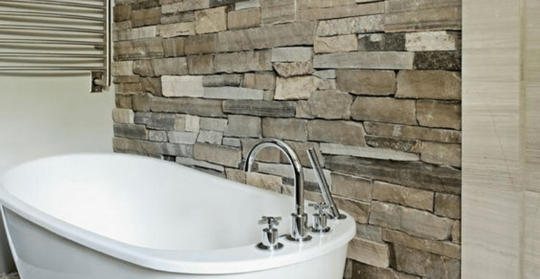 Tegels badkamer: strips