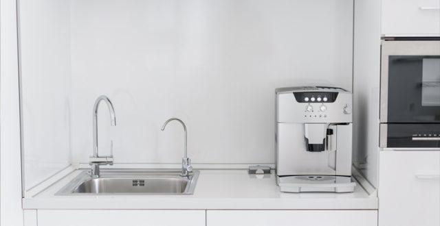 Koffiemachine ontkalken