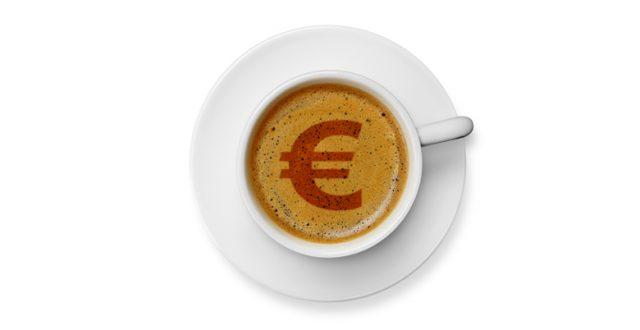 Prijs koffiemachine
