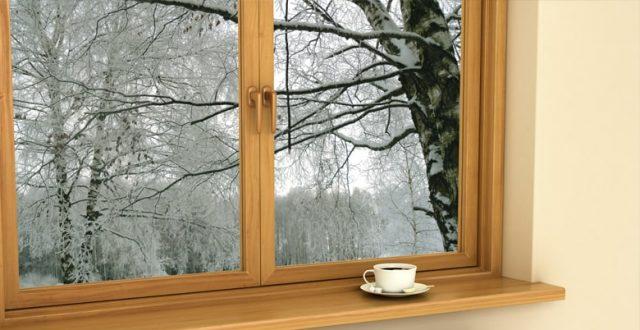 kostprijs houten ramen