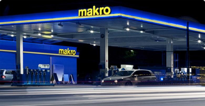 Makro, grootwarenhuis én tankkaartaanbieder