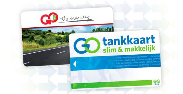 Tankkaart GO: slim en makkelijk