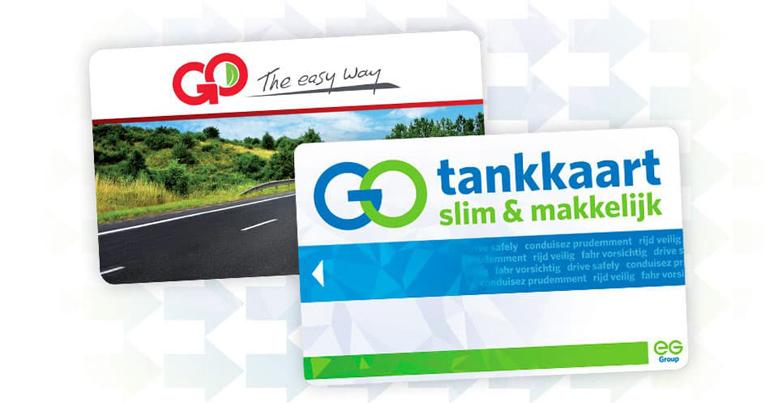 De veelzijdige GO-tankaart maakt het leven makkelijker