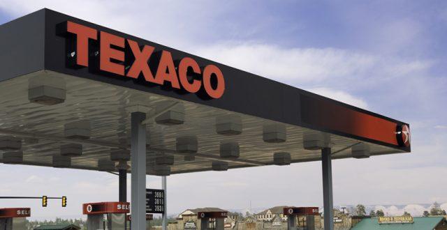 Texaco tankkaart