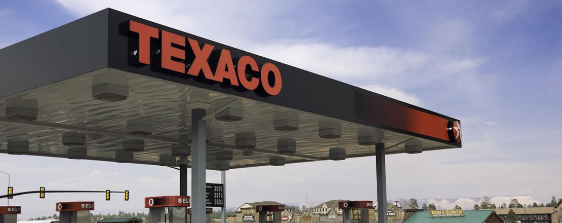 De Texaco tankkaart, dat zijn meer dan 4.000 stations in Europa