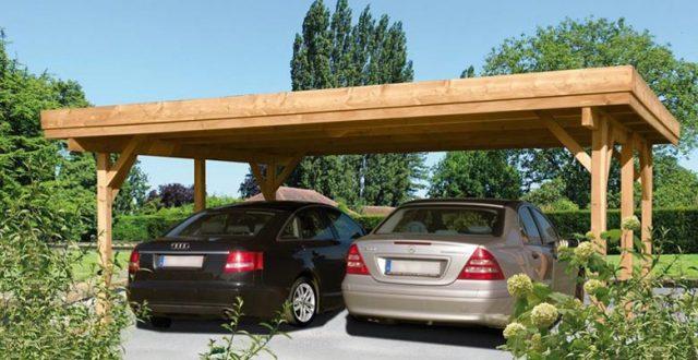 Welk hout voor carport kiezen?