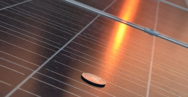 belastingvermindering zonnepanelen