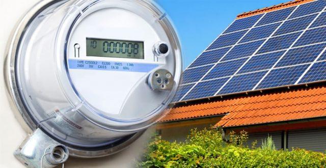 Groei zonnepanelen