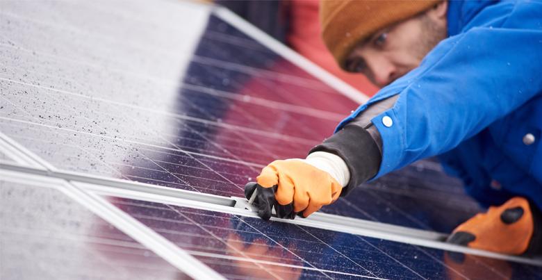 Welk zonnepaneel installateur kiezen?