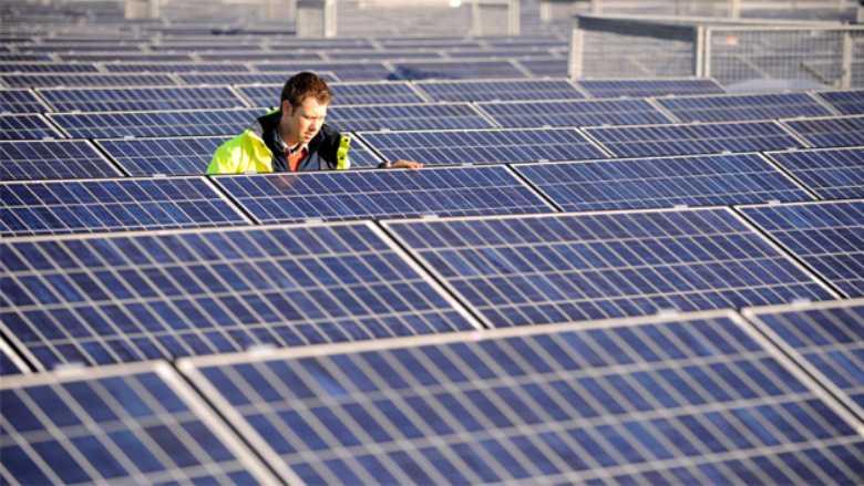 zonne-energie-werking